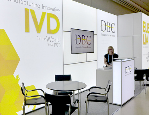 DBC at Medlab 2017