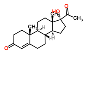 17α-Hydroxyprogesterone (17α-OHP)