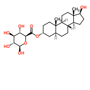 5α-Androstane 3α, 17β-diol Glucuronide (3α Diol G)
