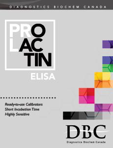 DBC Prolactin ELISA kit