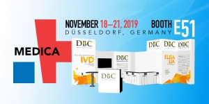 DBC at MEDICA 2019 - BOOTH E51