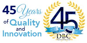 DBC's 45th Anniversary
