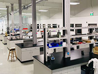 DBC production lab